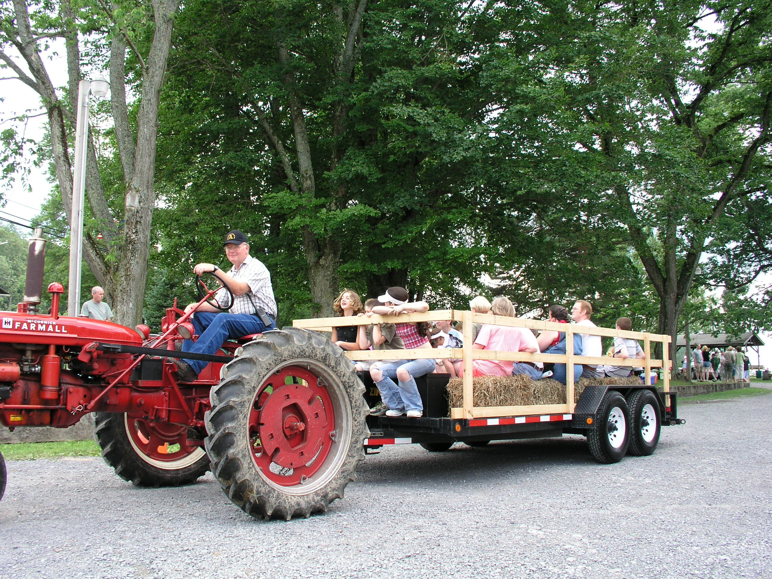 New Deal Festival: Hay Ride